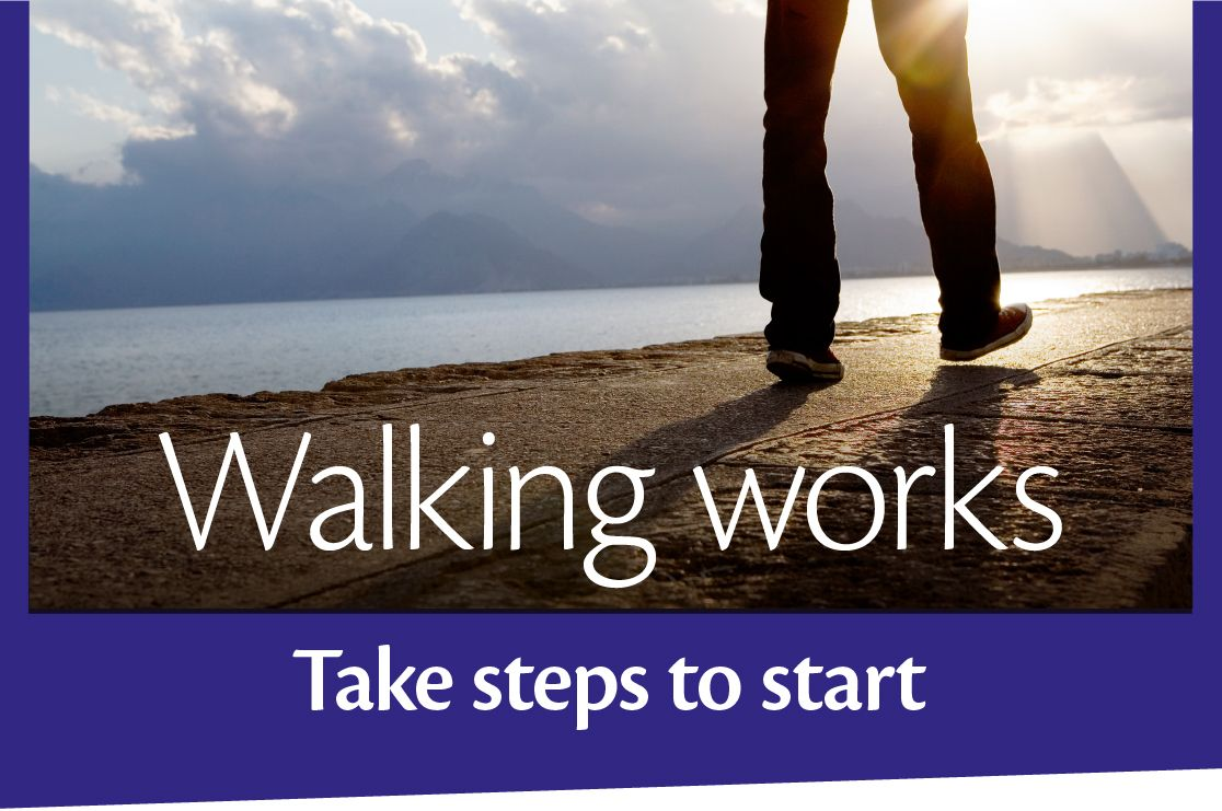 Get Ireland Walking - Start walking!